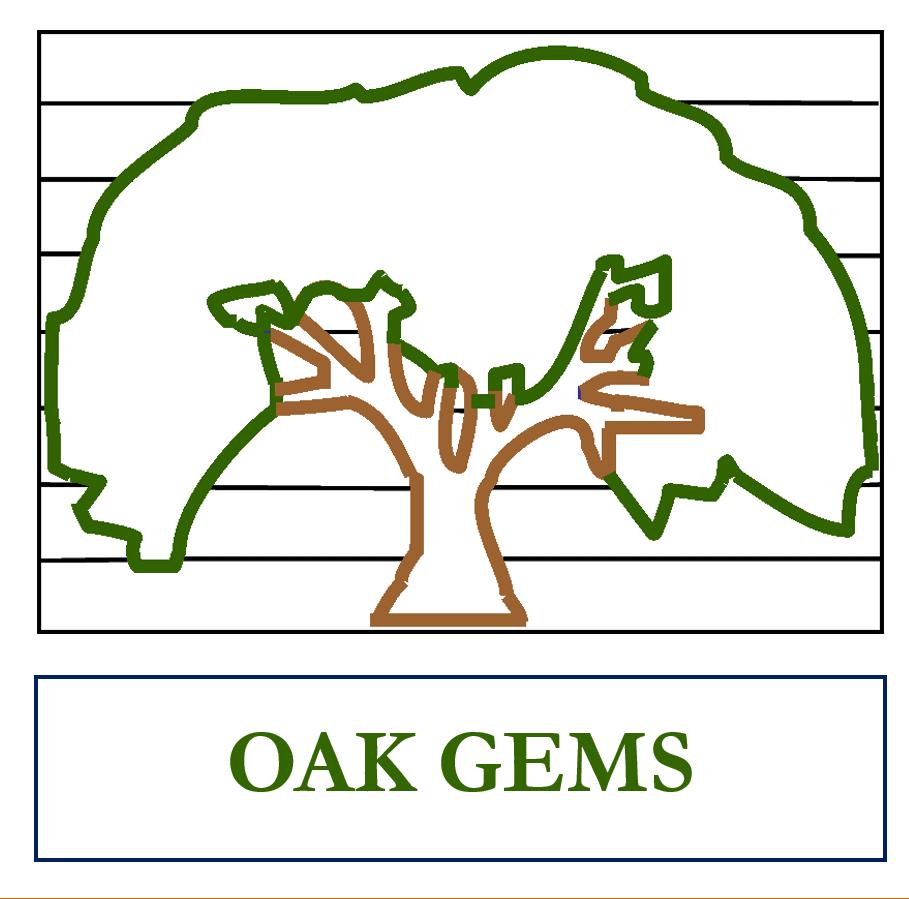 Oak Gems